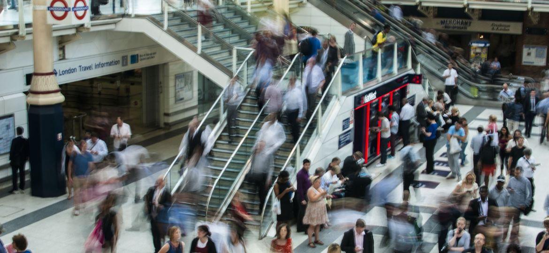 Mall Crowd