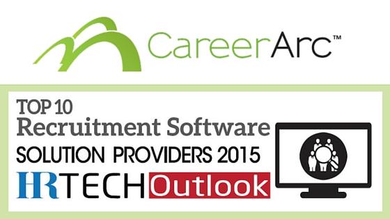 top recruitment software careerarc hr tech 2015