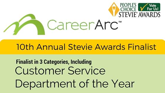 stevie awards careerarc