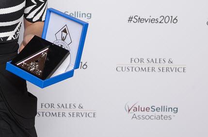 stevie award careerarc