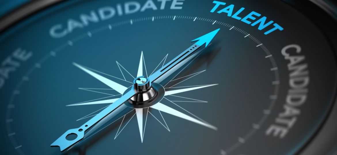 compass pointing to talent acquisition showing creative ways to recruit employees