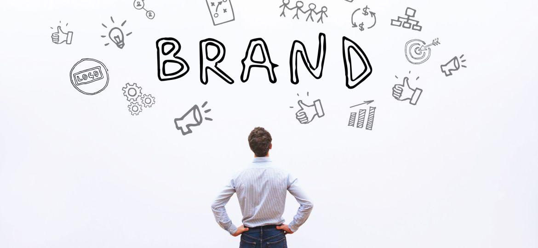 man looking at tools to build LinkedIn branding