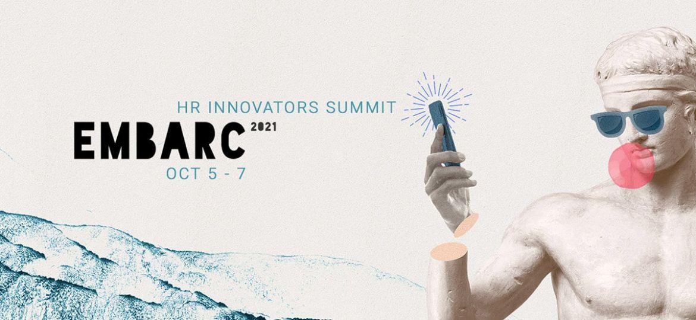 EMBARC HR Innovators Summit, Oct 5-7, 2021