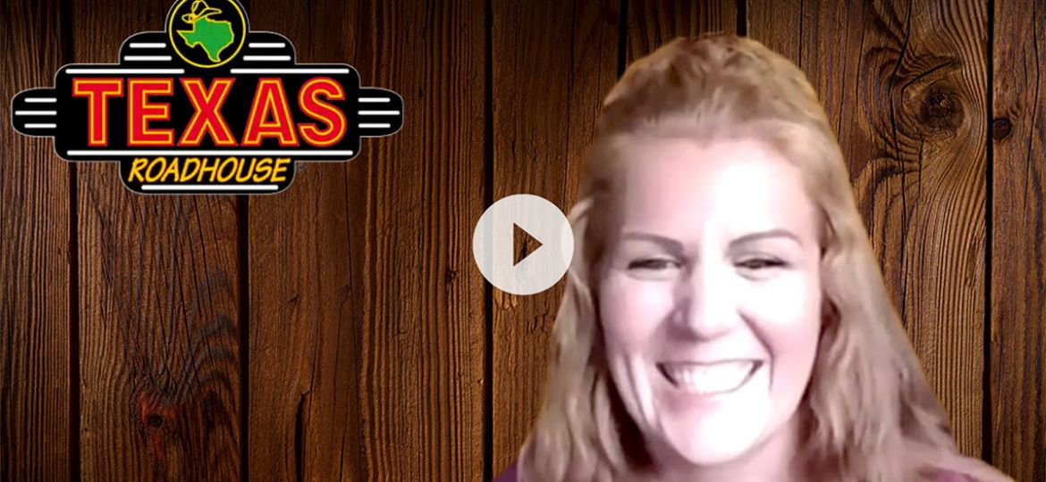 Laura Dunlap, Field Staffing Manager with Texas Roadhouse