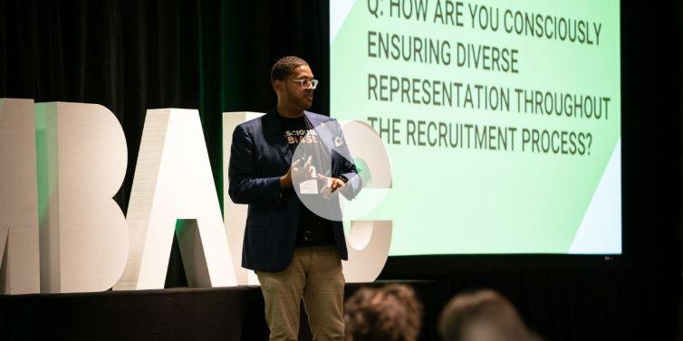 Attract and retain diverse talent - John Graham Jr. - EMBARC recap